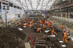 Medieval Graveyard Found Under Cambridge University - Yahoo News
