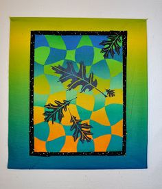 LuAnn Kessi: woven quilt