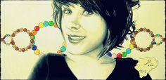Coralie, posca, crayons, stylos pigment liner.