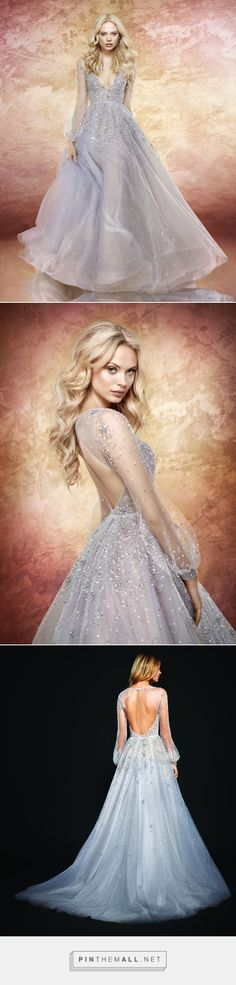 Bridal Gowns and Wedding Dresses by JLM Couture - Style 6700 Lumi  Hayley Paige Spring 2017 - created via https://pinthemall.net