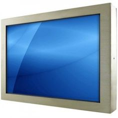 "21.5"" 1920 x 1080 Full IP65 Bay Trail-M Celeron N2930 1.83GHz Quad Core Fanless Stainless Steel Industrial Panel PC. 21.5 inch 1920 X 1080 Resistive type touch screen LCD Monitor. Bay Trail-M Celeron N2930 1.83GHz Quad Core CPU embedded computer. Fully IP65 rated stainless enclosure. IP65 rated cable and connector. 12V DC power input, lockable power jack."