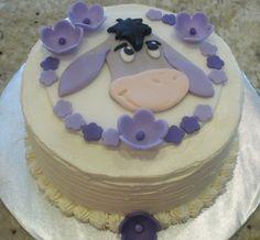 Eeyore Mini Cake