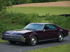 Oldsmobile Toronado '66