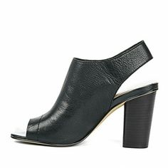 Sole Society - Block heel shoeties - Gilia - Oxblood