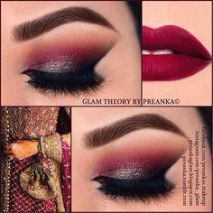GLAM THEORY BY PREANKA