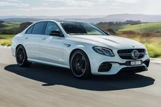 2017 Mercedes-AMG E63 S new car review