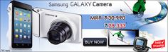 The Samsung GALAXY Camera gives you the magic of professional digital photography. Buy Online from Jeetle Deals.com