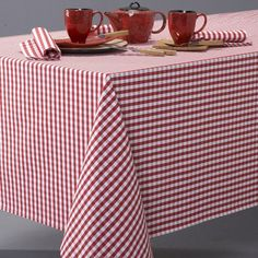 Un motif indémodable au charme campagnard, décliné en 3 coloris, à utiliser sans modération ! Lavable à 40 °. Le linge de table en pur coton tissé-teint : un gage de qualité et de durabilité.