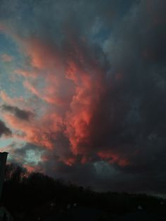 Clouds, Celestial, Sunset, Outdoor, Outdoors, Sunsets, Outdoor Games, The Great Outdoors, The Sunset