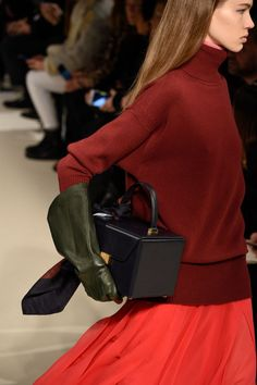 Fall 2017 Bag Trends From the Runway - Best Fall and Winter Handbags From NYFW - ELLE