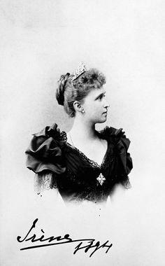 1894, Princess Irene