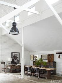 greige: interior design ideas and inspiration for the transitional home : Ranch living..