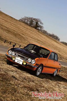 1971年式 いすゞ ベレット1600GTR(PR91) ベレット史上最強モデルとして熱烈なファンを持つ1600GTR。もともとは1969年8月の鈴鹿12時間レースにベレットGTXとして参戦し、優勝を果たしたプロトタイプの市販モデルである。