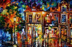 IMPROVISATION OF LIGHTS - PALETTE KNIFE Oil Painting On Canvas By Leonid Afremov http://afremov.com/IMPROVISATION-OF-LIGHTS-PALETTE-KNIFE-Oil-Painting-On-Canvas-By-Leonid-Afremov-Size-24-x40.html?bid=1&partner=20921&utm_medium=/vpin&utm_campaign=v-ADD-YOUR&utm_source=s-vpin