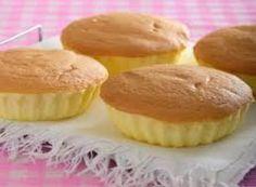 Mamon (Filipino Yellow Sponge Cake)
