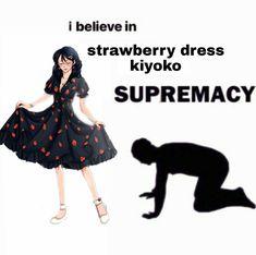 Haikyuu Characters, Anime Characters, Shimizu Kiyoko, I Need A Hobby, Kawaii Disney, Haikyuu Meme, Classic Comedies, I Hate My Life, Pinterest Memes