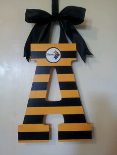 PITTSBURGH STEELERS MONOGRAM $16.00