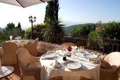 Gastronomic restaurant Le Candille, Mougins - France