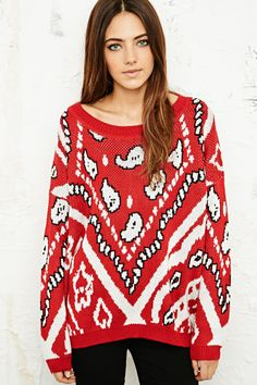 Mink Pink knitted jumper: http://uoeur.pe/1d5QP7Z