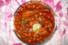Foodista | Recipes, Cooking Tips, and Food News | Lahori Murgh Cholay