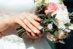 """""""A selection of beautiful wedding rings to add a dazzling sparkle to your long-awaited wedding day. Wedding Ring Styles, Wedding Jewelry, Trends 2018, Magical Wedding, Wedding Day, Wedding Bells, Wedding Bouquets, Wedding Flowers, Smoky Mountain Wedding"""