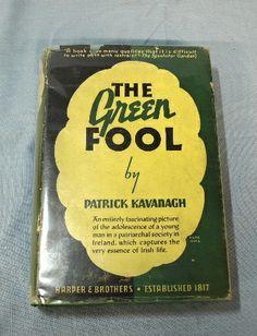 green fool by patrick kavannagh - Google Search