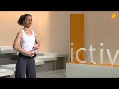 ABDOMINALES - Rutinas para tener un abdomen plano con ejercicios físicos - YouTube
