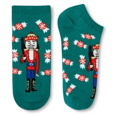 Women's Low-Cut Socks Bunny Skiing - Xhilaration™ : Target