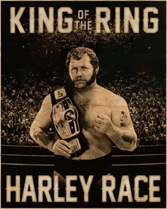 King of the Ring Harley Race