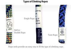 How to Choose Climbing Rope — REI Expert Advice