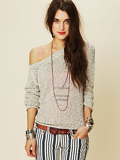 perfect spring sweater