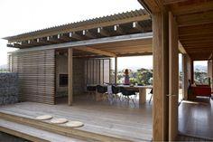 Summer beach house  New Zealand
