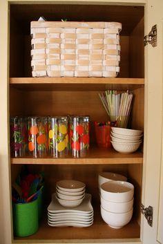 IHeart Organizing: Kiddie Cabinet 2.0