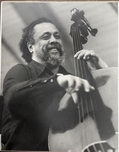 Charles Mingus - mid-1970s by Tom Copi