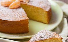 Torta di mandarini e yogurt ricetta