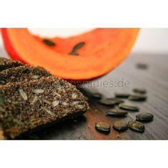 Paleo Brot aus Backmischung Kürbiskernbrot - (www.paleo-paradies.de) glutenfrei - laktosefrei - zuckerfrei
