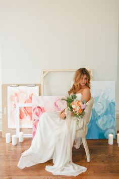 Parisian inspired wedding ideas | Photo by Firm Anchor | Read more - http://www.100layercake.com/blog/?p=75243