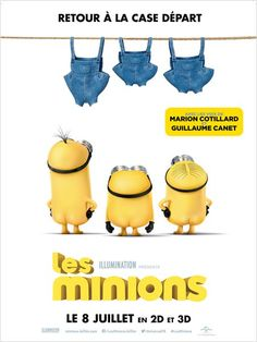 Les Minions (The Minions)