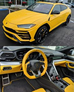 2019 Lamborghini Urus within the automobi. Carros Lamborghini, Lamborghini Cars, Ferrari, Lambo Truck, Dream Cars, Bugatti, Automobile, Lux Cars, Exotic Sports Cars