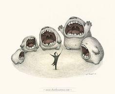 Big Mouth Symphony | Charles Santoso