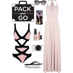 Make sure to grab your bathing suit/bikini and a nice sundress/maxi dress as you prepare to PACK AND GO for Spring Break!!! Most of all, have fun and enjoy!!! #ootd #mydreamcloset #iputthistogether #rockitownit #Packandgo #springbreak