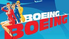 """Boeing Boeing"" @ Camino Real Playhouse (San Juan Capistrano, CA)"