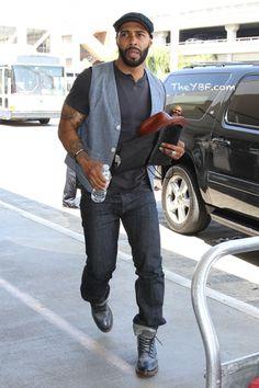 ... Omari Hardwick on Pinterest   Idris Elba, Laz Alonso and Lance Gross Laz Alonso Wife 2014