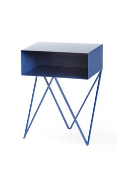 Blueberry Robot side table #andnewfurniture