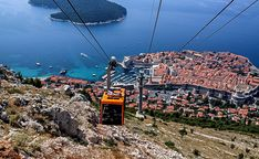 Top Things to do in Dubrovnik Cable Car
