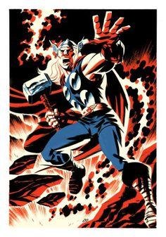Thor by Michael Cho