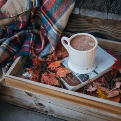 27 Hot Chocolate Recipes: Warm up your cold Winter days - Wholesome Living Tips Fall Drinks, Autumn Cozy, Autumn Feeling, Cozy Winter, Autumn Aesthetic, Cozy Aesthetic, Hot Chocolate Recipes, Hello Autumn, Detox Recipes