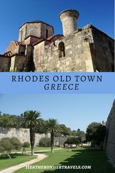 Read about Rhodes Old Town in Greece for Culture Lovers