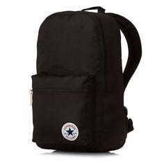 f9a5b689a9f2 Converse Backpacks - Converse Core Poly Backpack - Converse Black Converse  Star