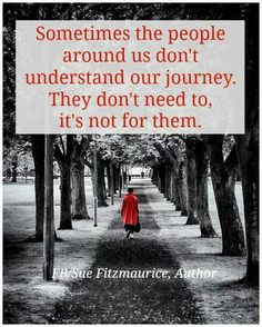 Life as a journey..